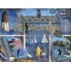 Graffitee Studios Rhode Island Gansett - Narragansett Photographic Print on Canvas