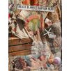 Graffitee Studios Coastal Beach Blanket Babylon Graphic Art on Canvas