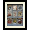 Graffitee Studios Cape Cod The Squire - Chatham Framed Graphic Art