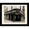 Graffitee Studios Amsterdam Billards and Bar Framed Photographic Print