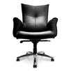 <strong>Compel Office Furniture</strong> Mahari Leather Executive Chair with Arms