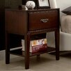 <strong>Isabel 1 Drawer Nightstand</strong> by Kingstown Home