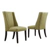 Kingstown Home Eris Wingback Parsons Chair (Set of 2)