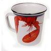 <strong>Latte Mug</strong> by Golden Rabbit
