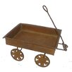 Craft Outlet Wagon Decoration