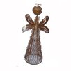 Craft Outlet Wired Mesh Angel Collectible