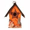 Craft Outlet Snowman Birdhouse