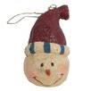 Craft Outlet Snowman with Hat (Set of 12)
