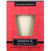 Candle-lite Essential Elements™ Jasmine and Patchouli Pillar Candle