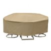 PCI by Adco Round Bar Height Table and Chair Cover