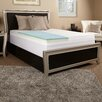 "Luxury Solutions 3"" Gel Memory Foam Mattress Topper"