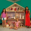 <strong>Sweet Bungalow Style Dollhouse</strong> by My Girls Doll House