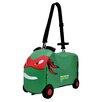 Vrum NICK - Teenage Mutant Ninja Turtles Raphael Ride-On/Carry-On Toy Box
