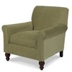 <strong>Tight Back Loose Seat Club Arm Chair</strong> by Classic Comfort
