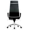 Krug Inc. Dorso S High Back Leather Executive Chair with Headrest