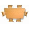 Whitney Plus Trapezoidal Classroom Table