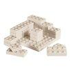 <strong>Memorabilia 39 Piece Porcelain My Bricks Figurine Set</strong> by Seletti