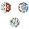 Seletti Hybrid Porcelain Fruit Bowl Set