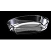 <strong>Simax</strong> Exclusive 2.5-qt. Borosilicate Glass Oval Casserole