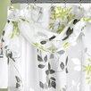 Popular Bath Mayan Leaf Polyester Shower Curtain