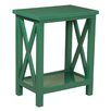 Article 24 Criss Cross End Table