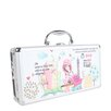 Nicole Lee Shopping Girl Print Brush Case