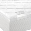 <strong>2 Sided Goose Down Alternative Memory Foam Mattress Topper</strong> by Lucid