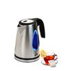 <strong>Elite by Maxi-Matic</strong> Platinum 1.8-qt. Stainless Steel Cordless Electric Tea Kettle