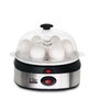 <strong>Platinum Stainless Steel Automatic Egg Cooker</strong> by Elite by Maxi-Matic