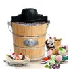 <strong>Gourmet 4-qt. Old Fashioned Pine Bucket Electric and Manual Ice Cre...</strong> by Elite by Maxi-Matic