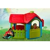 PalPlay Villa Playhouse with Extension