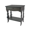 <strong>End Table</strong> by Teton Home