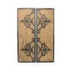 Teton Home Wood Wall Décor (Set of 2)