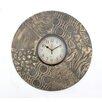 Teton Home Metal Wall Clock (Set of 4)