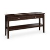 Caravel Galleon Console Table