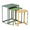 Premier Housewares New York Loft 3 Piece Nest of Tables