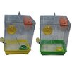 <strong>Iconic Pet</strong> Mouse Cage with House Feeder (Set of 6)