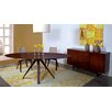 "Saloom Furniture Skyline 70"" L Dining Table"