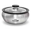 <strong>Milton</strong> 1.59-qt. Stainless Steel Round Casserole