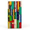 EcoChic Lifestyles Hull Fame Panel Reclaimed Wood Wall Art