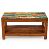 EcoChic Lifestyles Windjammer Reclaimed Wood Coffee Table