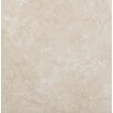British Ceramic Tile Elgin Marbles Cappuccino 33.1 cm x 33.1 cm Floor Tile in Cream (Box of 9)