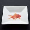 <strong>Kim Rody Creations</strong> Goldfish One Square Tidbit Dish