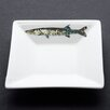 <strong>BarraCuda Square Tidbit Dish</strong> by Kim Rody Creations