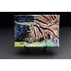 "Kim Rody Creations Ocean ""First Lionfish"" Giclee Print on Gallery Wrapped Canvas"