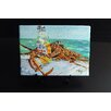 "Kim Rody Creations Ocean ""After the Dive"" Giclee Print on Gallery Wrapped Canvas"