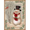 <strong>Milliken</strong> Winter Seasonla Snowman Novelty Rug