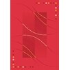 <strong>Pastiche Caliente Rouge Rug</strong> by Milliken