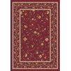 Milliken Pastiche Hampshire Floral Rust Rug