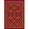 <strong>Pastiche Kamil Red Cinnamon Rug</strong> by Milliken